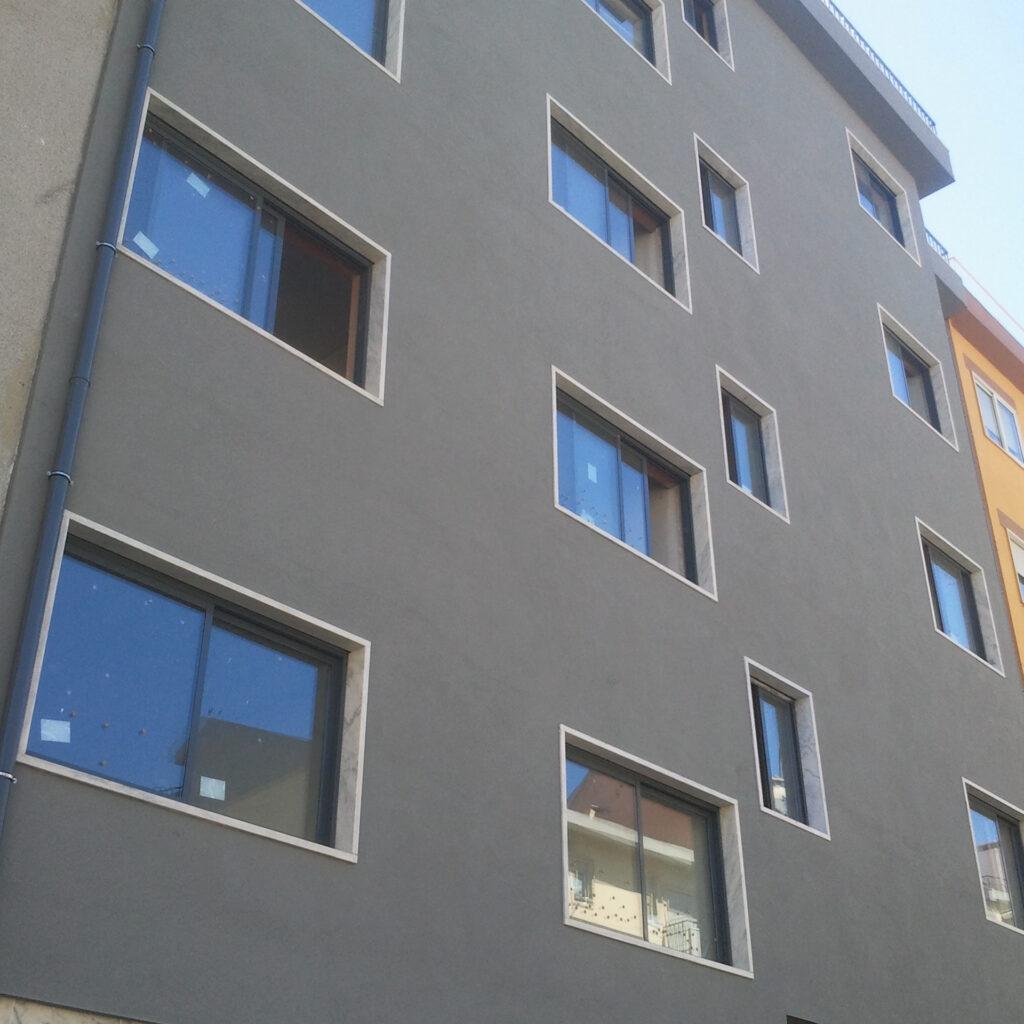 Edifício na Amadora