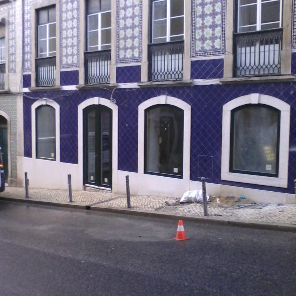 Restaurante em Lisboa (São Bento)